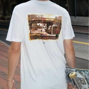 DQM NYC Brooklyn Banks T-Shirt